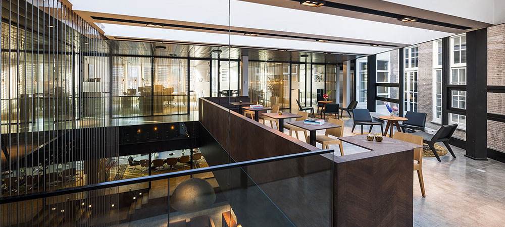 Baxter Boardroom Lounge