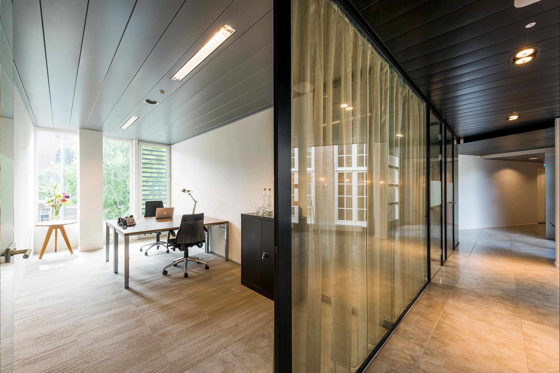Baxter Building Ground Floor Lounge